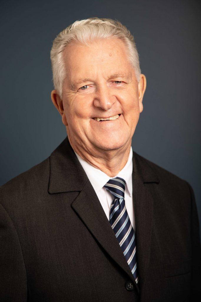Board Chairman Allan Grant