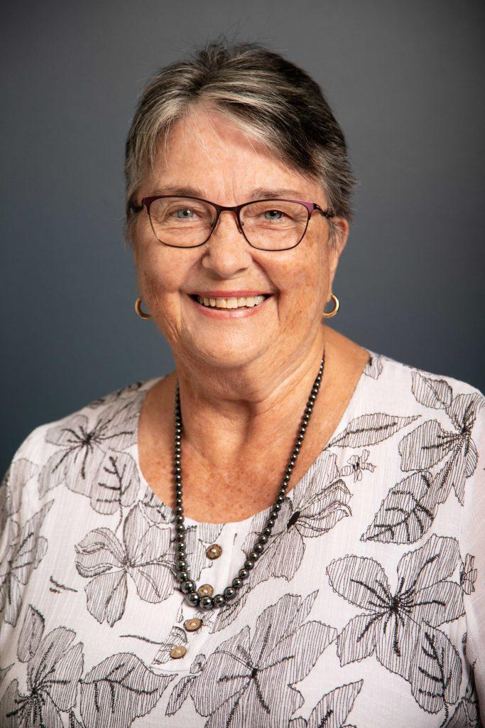 Board Director Kay McCallum