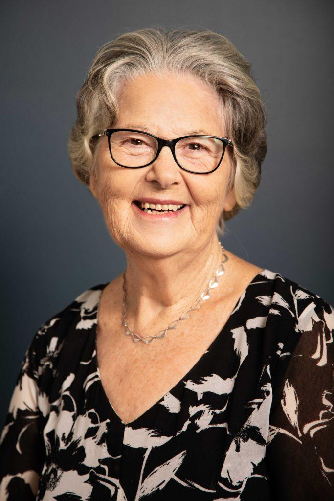 Board Secretary Janice Johnson