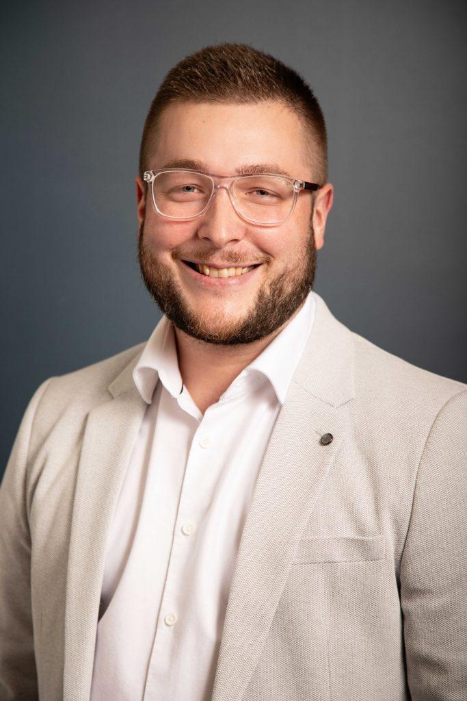 CEO Aaron Thirkettle