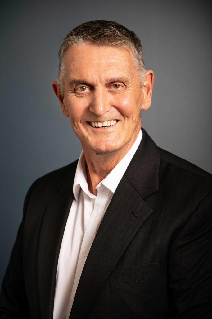 Board Treasurer Ron Lawrence