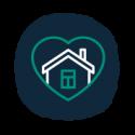 Housing & Homelessness Icon